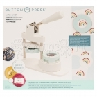 lis na placky - Button Press Kit We R Memory Keepers