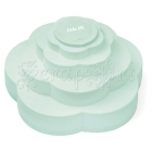 stolní organizér - Bloom Embellishment Storage Mint We R Memory Keepers