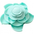 stolní organizér na ozdoby - Mini Bloom Embellishment Storage Mint We R Memory Keepers