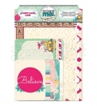 "Candy Cane Lane Journal Pack 8x6 / 4x6 / 3x4"" - Misc Me Bo Bunny"