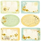 Sun Kiss Journaling Notecard - Prima Marketing Inc.