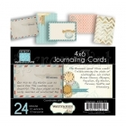 Wayfarer Journaling Cards 4 x 6 - Bazzill Basic Paper