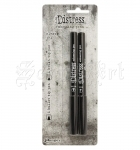 pera na embosování - Distress Embossing Pen 2pc Tim Holtz Ranger