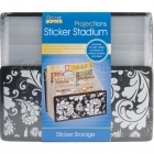 Projections Expandable Sticker Stadium - Cropper Hopper