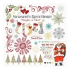 Saint Nick - Rub Ons - Fancy Pants Designs