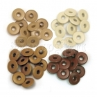 Brown Wide Eyelets - We-R-Memory Keepers