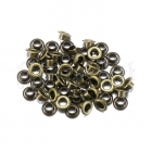 průchodky - Eyelets Antique Brass ⌀8mm