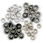 průchodky - Standard Eyelets Cool Metal - We R Memory Keepers