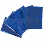"transferová fólie reaktivní fólie - Blue Heatwave Foil Sheets 4x6"" 30/Pkg We-R-Memory Keepers"