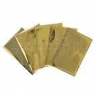 reaktivní fólie - zlatá 5ks ScrapArt