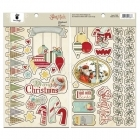 Saint Nick Chipboard - Fancy Pants