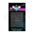 Self Adhesive Jewels Blackbird - Bazzill Basic Paper