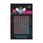 Self Adhesive Jewels Cardinal - Bazzill Basic Paper