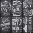 Posters - Chalkboard Christmas - Fancy Pants