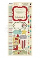 Saint Nick Element  Sticker - Fancy Pants Designs