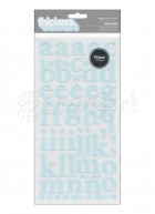 samolepky - Thickers Foam Stickers Regards Powder American Craft