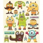 Monsters Sticker Medley - K & Company