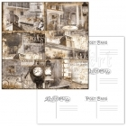 Hometown Collection 4x6 Journaling Postcards - Ken Oliver