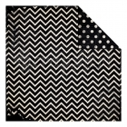 Licorice Dot Chevron - Bo Bunny