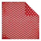 Wild Berry Dot Chevron - Bo Bunny