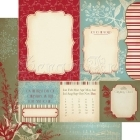 scrapbooková čtvrtka - Wish List Just Believe KaiserCraft