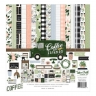 scrapbooková sada - Collection Kit Coffee and Friends Echo Park
