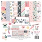 scrapbooková sada - Collection Kit You and Me Echo Park