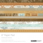 Homemade Paper Pad - Kaiser Craft