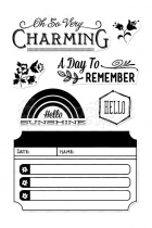 Charming Clear Stamp - Hero Arts