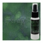 sprej - Two-toned Sprays Starburst Frosty Forest Green Lindy´s Stamp Gang