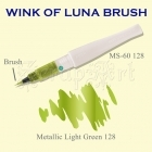 Wink of Luna Brush Light Green Metallic - Kuretake