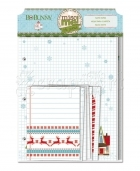 Elf Magic Note Paper - Misc Me! - Bo Bunny