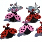 Love Bug - Brads - Eyelet Outlet