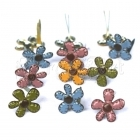 Mini Flower - Fall - Eyelet Outlet