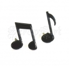Svorky pro scrap - Music Note Brads - Eyelet Outlet