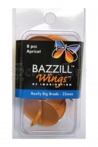 Really Big Brads 25mm Apricot - Bazzill Basic Paper