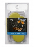 Really Big Brads 25mm Lily Pad - Bazzill Basic Paper