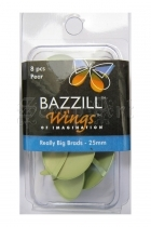 Really Big Brads 25mm Pear - Bazzill Basic Paper