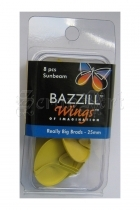Really Big Brads 25mm Sunbeam - Bazzill Basic Paper