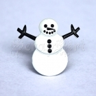 Snowman Brads - Eyelet Outlet
