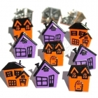 Spooky House Brads - Eyelet Outlet