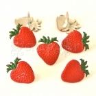 Strawberry Brads - Eyelet Outlet