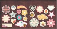 Sweet Treats Stickers /Serendipity - Hog Heaven