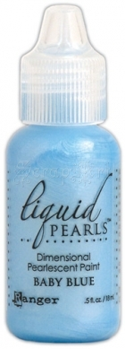 tekuté perly - Baby Blue - Liquid Pearls - Ranger