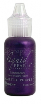 tekuté perly - Majestic Purple - Liquid Pearls - Ranger