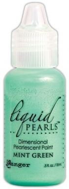 tekuté perly - Mint Green - Liquid Pearls - Ranger
