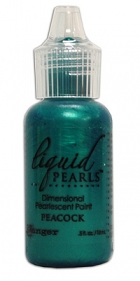 Peacock - Liquid Pearls - Ranger
