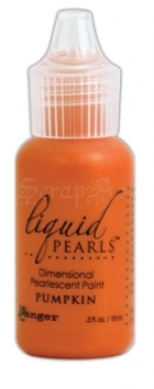 Pumpkin - Liquid Pearls - Ranger