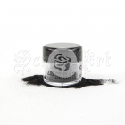Art Ingredients Art Sugar Ultra Fine Glitter Black - Finnabair by Prima Marketing Inc.