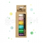 Art Ingredients Glitter Set Abloom - Finnabair by Prima Marketing Inc.